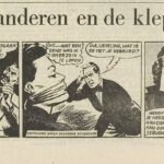 Paul Vlaanderen strip De kleptomaan 55