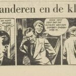 Paul Vlaanderen strip De kleptomaan 56