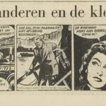 Paul Vlaanderen strip De kleptomaan 57