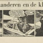 Paul Vlaanderen strip De kleptomaan 61