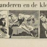 Paul Vlaanderen strip De kleptomaan 62
