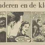Paul Vlaanderen strip De kleptomaan 64 einde