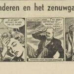 Paul Vlaanderen strip Het zenuwgas-komplot 03