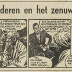 Paul Vlaanderen strip Het zenuwgas-komplot 10
