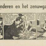 Paul Vlaanderen strip Het zenuwgas-komplot 11