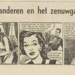 Paul Vlaanderen strip Het zenuwgas-komplot 12