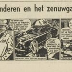 Paul Vlaanderen strip Het zenuwgas-komplot 14