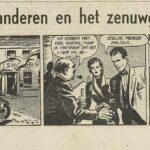 Paul Vlaanderen strip Het zenuwgas-komplot 16