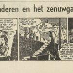 Paul Vlaanderen strip Het zenuwgas-komplot 17