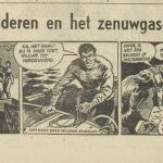 Paul Vlaanderen strip Het zenuwgas-komplot 18