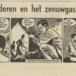 Paul Vlaanderen strip Het zenuwgas-komplot 22
