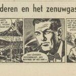 Paul Vlaanderen strip Het zenuwgas-komplot 23