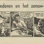 Paul Vlaanderen strip Het zenuwgas-komplot 26