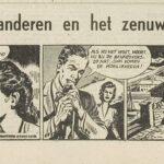 Paul Vlaanderen strip Het zenuwgas-komplot 28