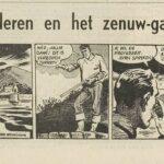 Paul Vlaanderen strip Het zenuwgas-komplot 29