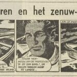 Paul Vlaanderen strip Het zenuwgas-komplot 31