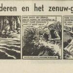 Paul Vlaanderen strip Het zenuwgas-komplot 32