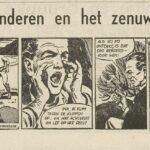 Paul Vlaanderen strip Het zenuwgas-komplot 33