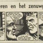 Paul Vlaanderen strip Het zenuwgas-komplot 34