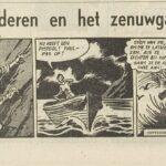 Paul Vlaanderen strip Het zenuwgas-komplot 35