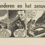 Paul Vlaanderen strip Het zenuwgas-komplot 36