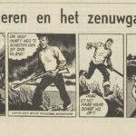 Paul Vlaanderen strip Het zenuwgas-komplot 37