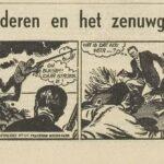 Paul Vlaanderen strip Het zenuwgas-komplot 38