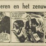 Paul Vlaanderen strip Het zenuwgas-komplot 39