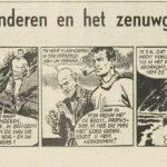 Paul Vlaanderen strip Het zenuwgas-komplot 42