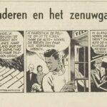 Paul Vlaanderen strip Het zenuwgas-komplot 43