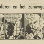 Paul Vlaanderen strip Het zenuwgas-komplot 45
