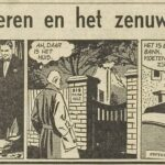 Paul Vlaanderen strip Het zenuwgas-komplot 46