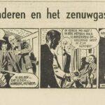Paul Vlaanderen strip Het zenuwgas-komplot 48
