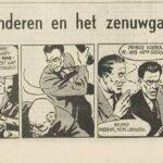 Paul Vlaanderen strip Het zenuwgas-komplot 49