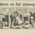 Paul Vlaanderen strip Het zenuwgas-komplot 51