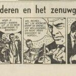 Paul Vlaanderen strip Het zenuwgas-komplot 53