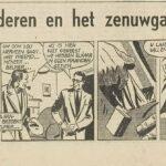 Paul Vlaanderen strip Het zenuwgas-komplot 56