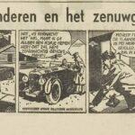 Paul Vlaanderen strip Het zenuwgas-komplot 60