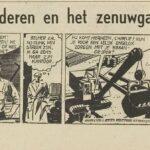 Paul Vlaanderen strip Het zenuwgas-komplot 61