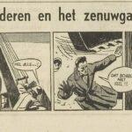 Paul Vlaanderen strip Het zenuwgas-komplot 62