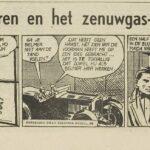 Paul Vlaanderen strip Het zenuwgas-komplot 64