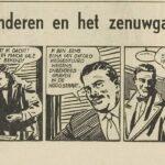 Paul Vlaanderen strip Het zenuwgas-komplot 65