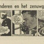 Paul Vlaanderen strip Het zenuwgas-komplot 66