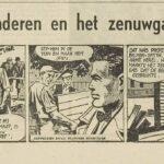 Paul Vlaanderen strip Het zenuwgas-komplot 67