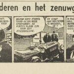 Paul Vlaanderen strip Het zenuwgas-komplot 68