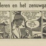 Paul Vlaanderen strip Het zenuwgas-komplot 69