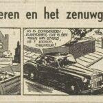 Paul Vlaanderen strip Het zenuwgas-komplot 70
