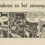 Paul Vlaanderen strip Het zenuwgas-komplot 72