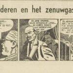Paul Vlaanderen strip Het zenuwgas-komplot 74