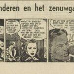 Paul Vlaanderen strip Het zenuwgas-komplot 75 einde